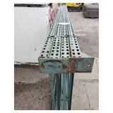 Pallet Racking Uprights