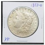 1892 O Silver Morgan Dollar XF