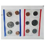 The United States Mint 1996 Ucirculated Coin Set