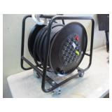 Horizon Cord reel with commercial audio cable