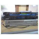 Processors/VCR/DVD Player