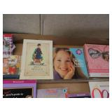 Books(Lots of American Girl)