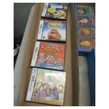 Nintendo DS/Tapes/DVDs/Movies
