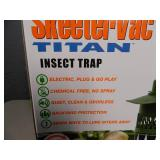 New SkeeterVac Titan Insect Trap