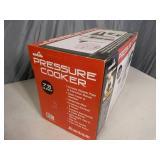 New 7.5 Quart Pressure Cooker