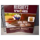 New Hersheys Smores Grilling Basket