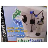 New Fluidmaster DuoFlush