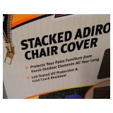 New ArmorAll Stacked Adirondack Chair Cover