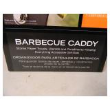 New Mr BBQ Barbeque Caddy