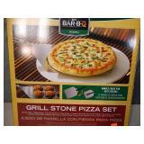 New Grill Stone Pizza Set