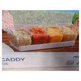 CoolTek Condiment Caddy Freezer Pack