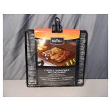 New BBQ Flexible Expandable Grilling Basket