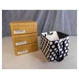 3 New Boxes of Oragami Gift Bags