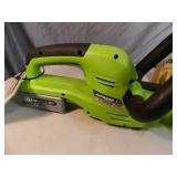 New 24 Volt Lithium Ion Cordless Hedge Trimmer