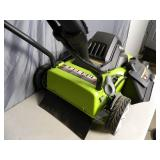 New 14 inch Electric Lawn Mower