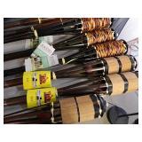 9 New Tiki Torches