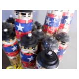 16 New American Flag Tiki Torches