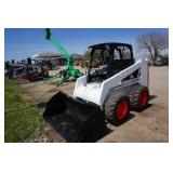 1995 Bobcat 763 Skid Loader Skid Steer