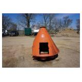 Cone Shaped Commercial Industrial Exhaust/Dust Vent Hood