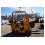 Tow Master Model 422SG2524 Propane Powered Fork Lift