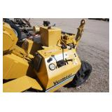 Vermeer Model TC-4A Power Walk Behind Trench Compactor