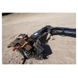 2006 HIAB Model X5 077/CL Truck Bed Mount Crane/Lift