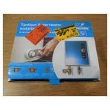 SharkBite 3/4 in. Tankless Water Heater Valves Installation Kit