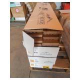 Blue Ridge Hardwood Flooring Red Oak Natural 3/4 in. Thick x 5 in. Wide x Random Length Solid Hardwood Flooring (84 sq. ft.)