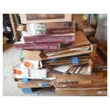 Huge Pallet lot of assorted flooring items.