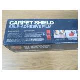 Carpet Shield 24 in. x 200 ft. Self-Adhesive Film