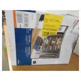 ClosetMaid 17 in. D x 21 in. W x 27 in. H ShelfTrack 4-Drawer Kit Steel Closet System in Nickel