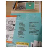 Martha Stewart Living 36 in. x 24 in. White Stackable 6-Cube Organizer