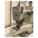 "Pegasus ""W600"" Industrial Sewing Machine Set"
