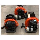 (3) Echo Backpack Blowers---For Parts