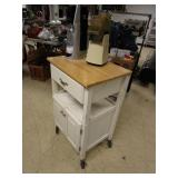KITCHEN CART AND COUNTER TOP APPLIANCES