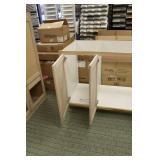 Soft Maple Sink Base Cabinet