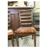 Solid Wood Dinning Chars