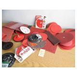 sandpaper - Sanding Discs