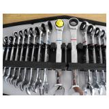 Kobalt Racheting Wrench Set