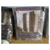 Lot of 4 Curtain Panels