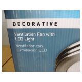 Utilitech Fan/Light