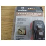 Southwire 4 Way Voltage Tester