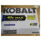 Kobalt Lithium Charger