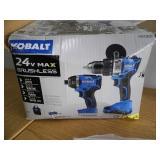 Kobalt Brushless Drills