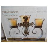 New Briarwood Candleabras