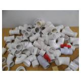 Assorted PVC Plumbing