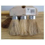 Hooded Dryer Vent - Lot of 2-3 knob Brushes