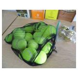 Books - Tennis Balls - Lock