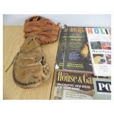 Vitnage Magazines - Baseball Gloves