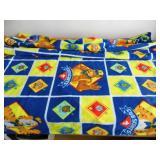 Cub Scout Blanket - Train Sleeping Bag